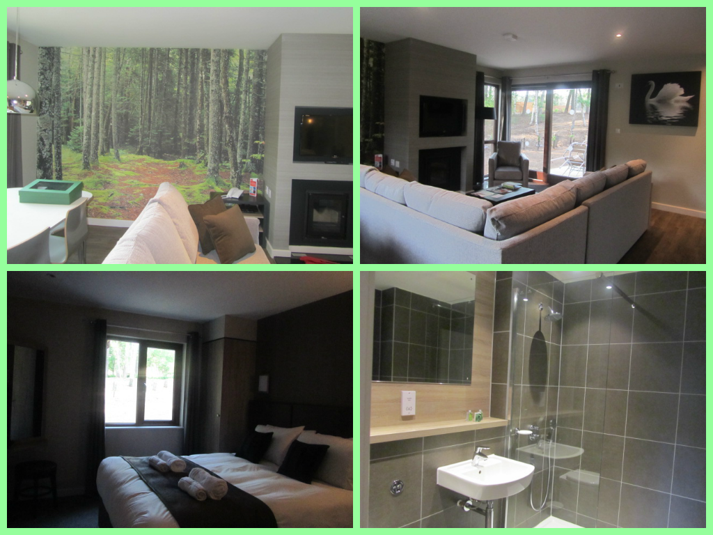 3 bedroom lodge at Woburn Forest