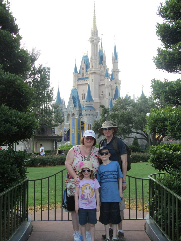 2012 - Walt Disney World