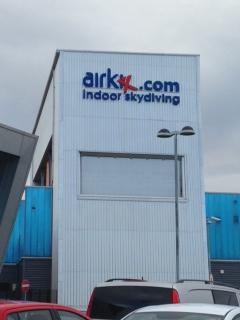 Airkix Indoor Sky Diving in Manchester