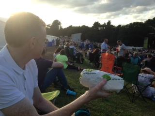 Classy picnic !!!!