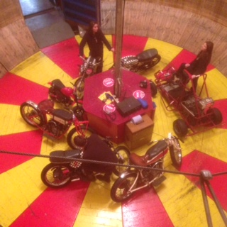Inside The Wall of Death