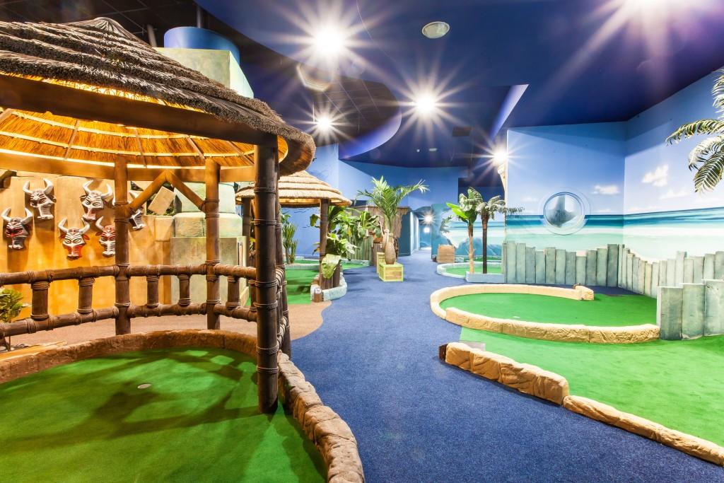 Pleasure Island Adventure Golf