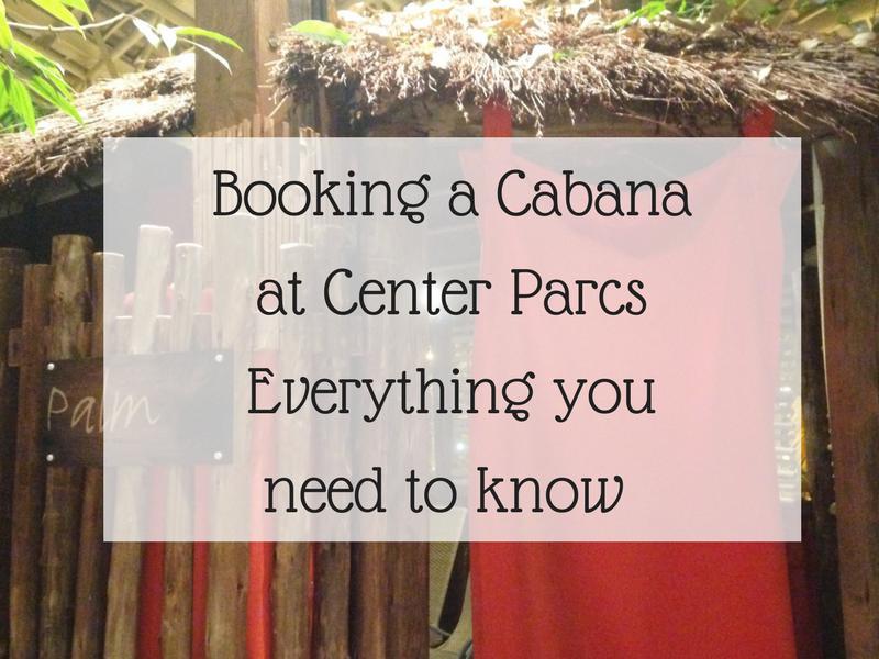 Center Parcs Cabana