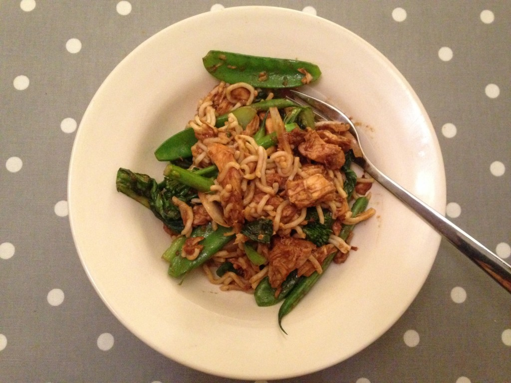 Slimming World Stir Fry