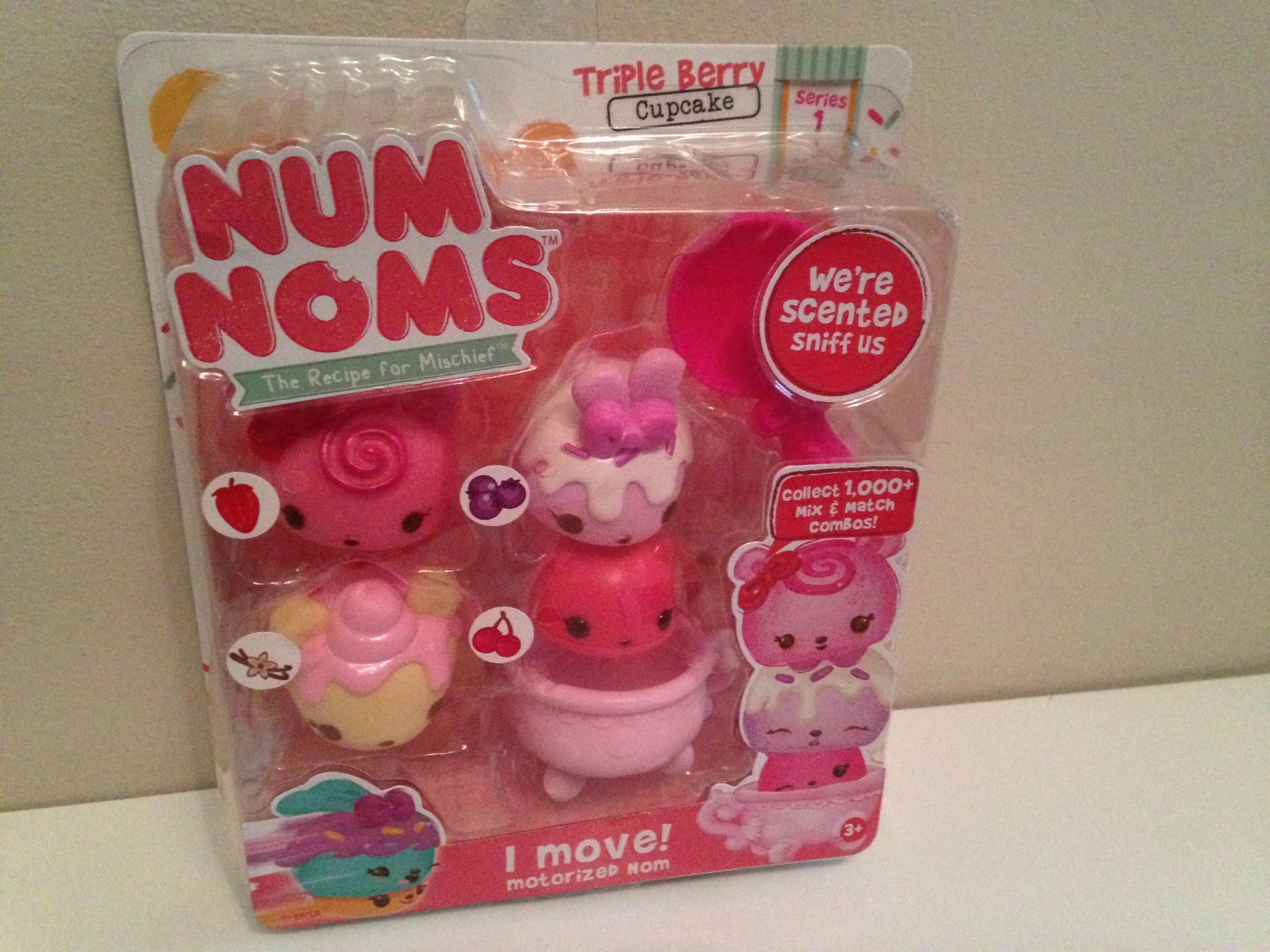 New Num Noms Toys