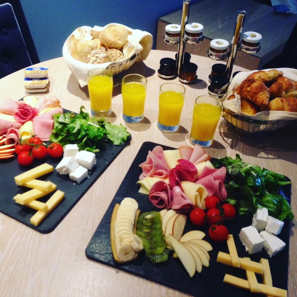 Ikos Olivia Breakfast