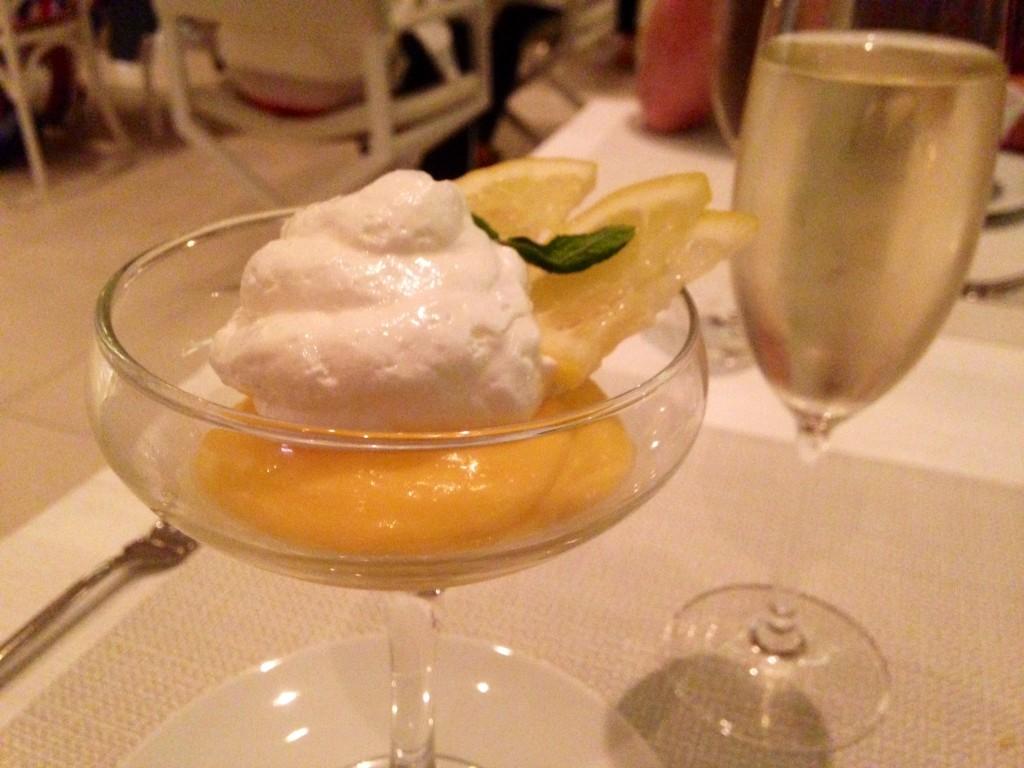 Ikos Olivia Dessert