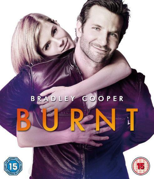 Burnt DVD