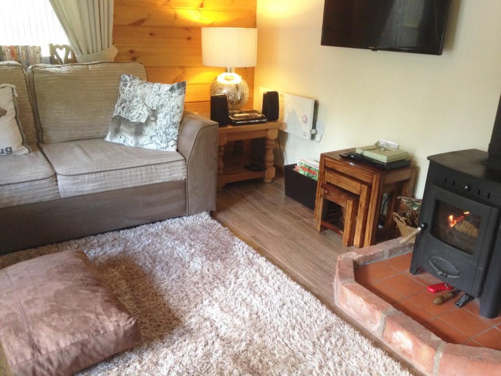 Deerdale Lodge Living room