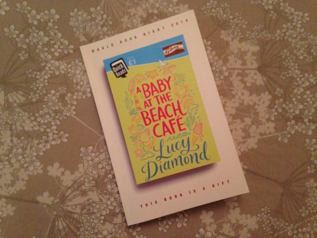 Baby at the Beach Cafe Book