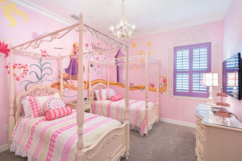 Top Villa Tangle Bedroom