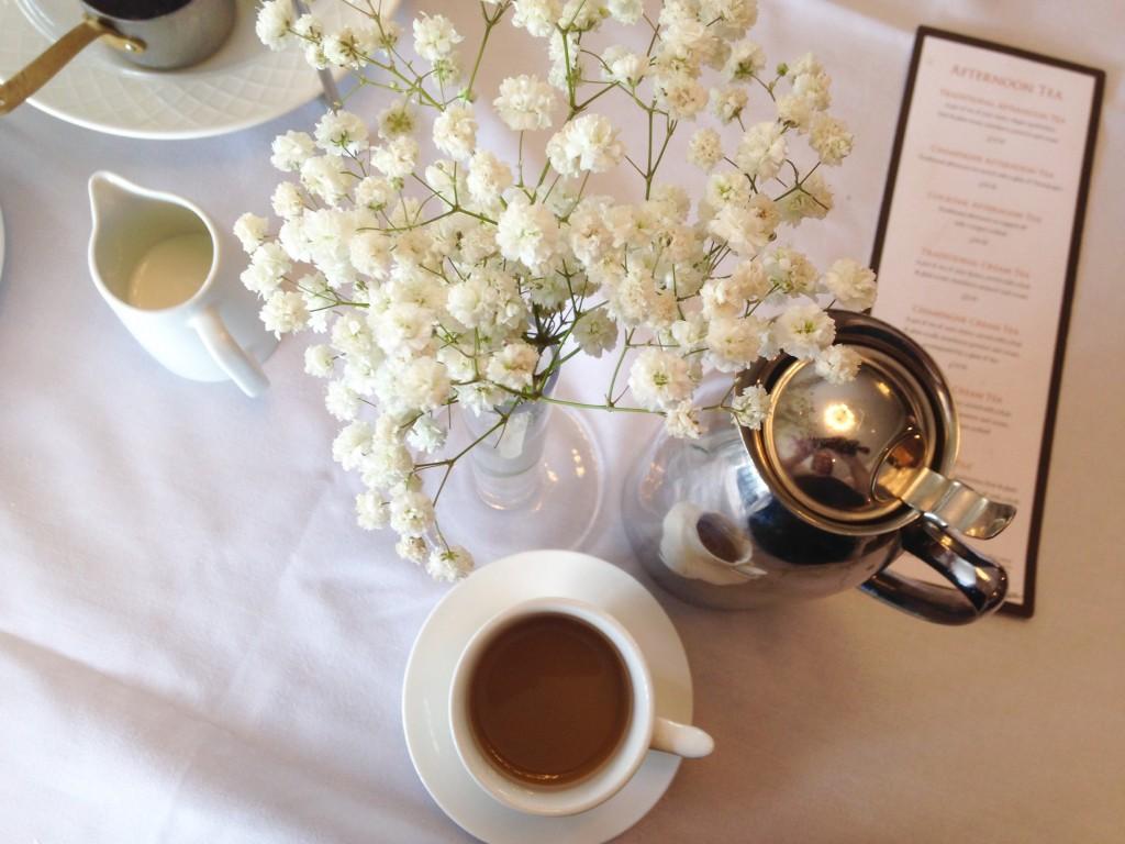 Afternoon Tea at Slaley Hall