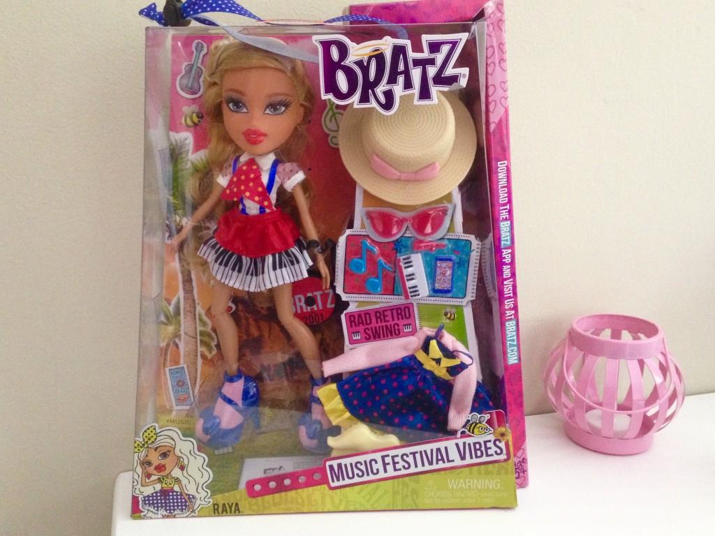 Bratz Festival Vibes Doll