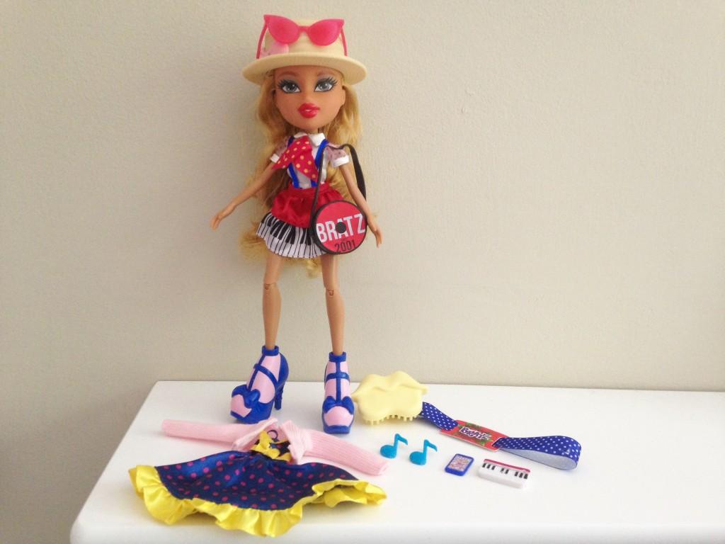Bratz Festival Vibe Doll