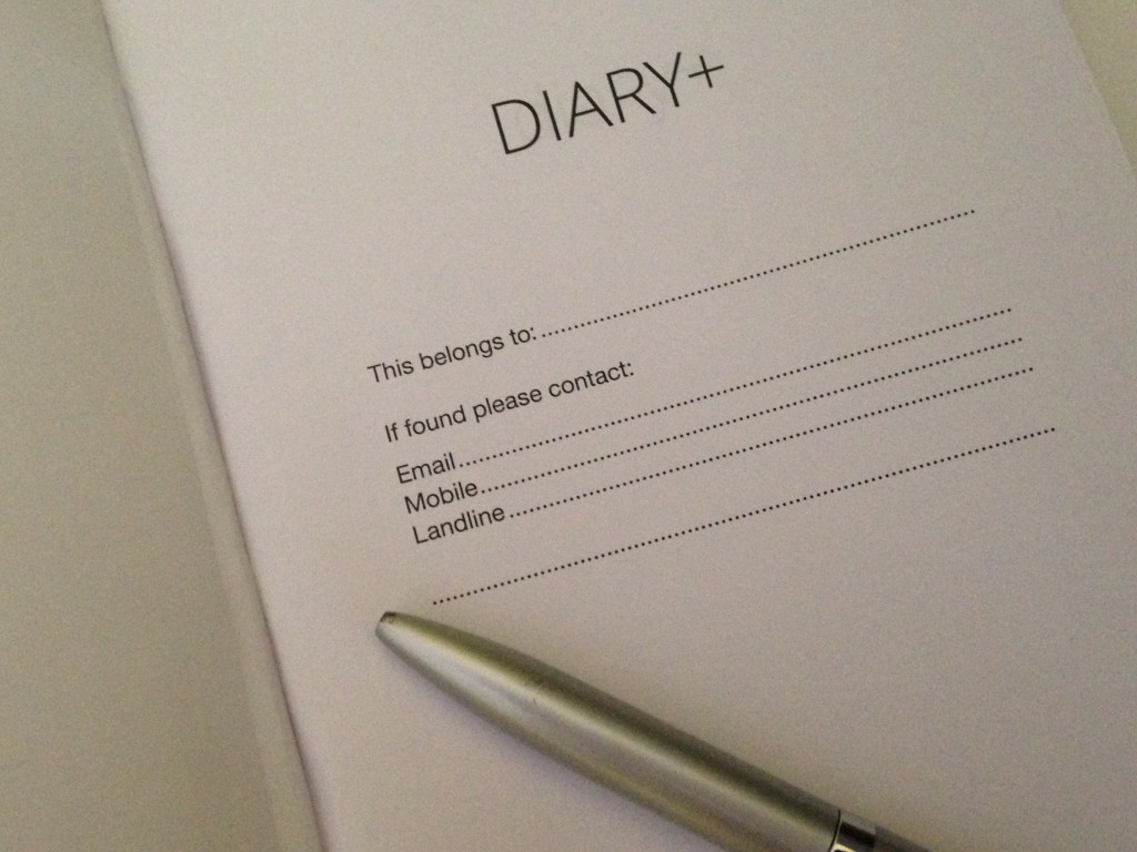 TOAD Diary
