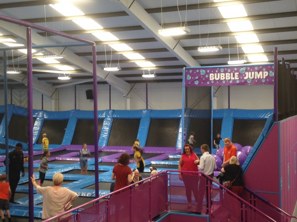 Jumpnation Runcorn