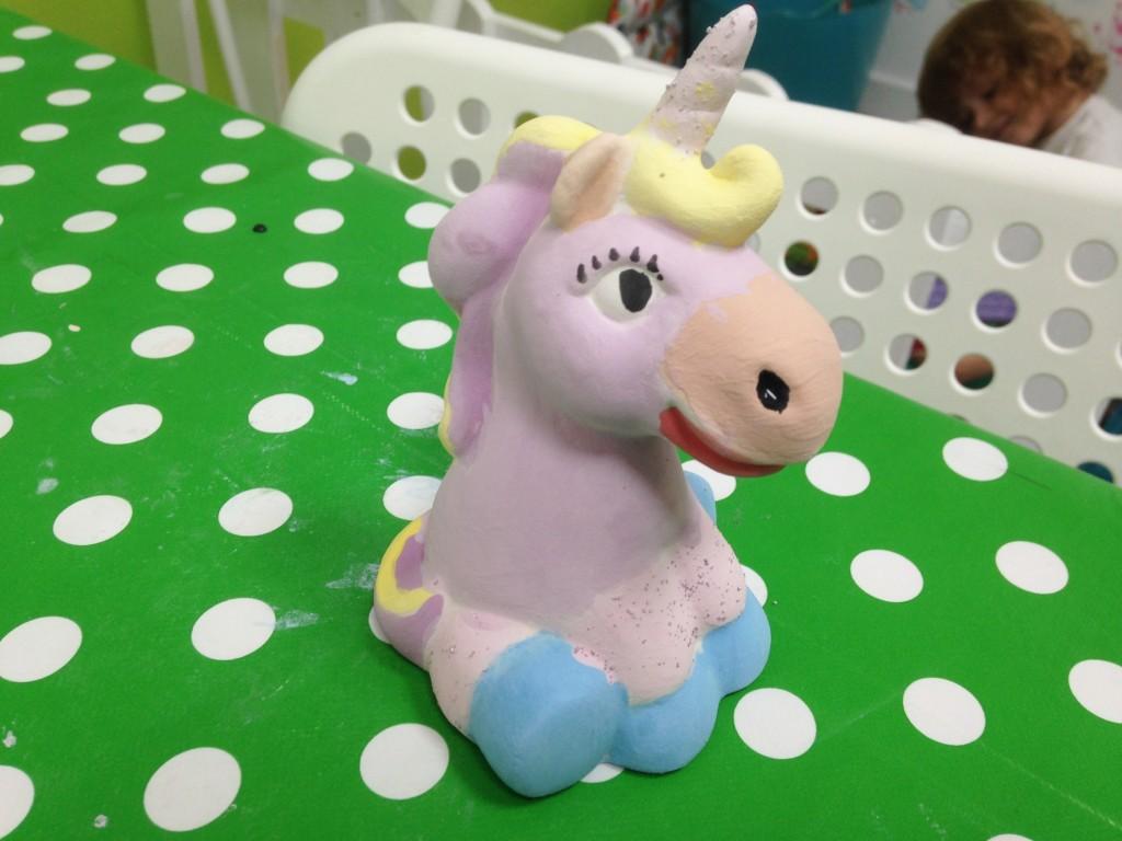 Painted Unicorn