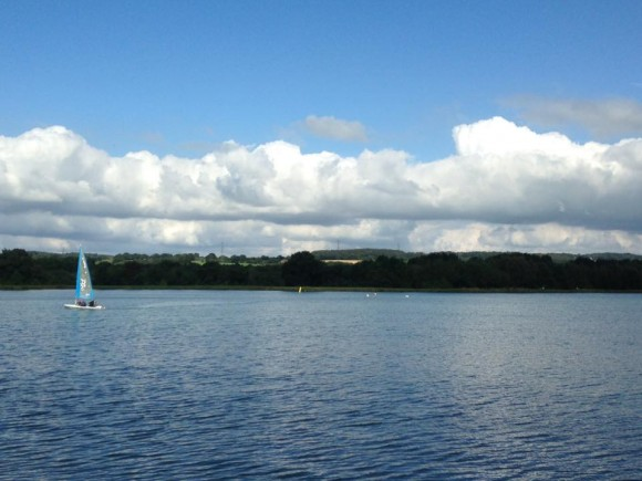 Manley Mere Lake
