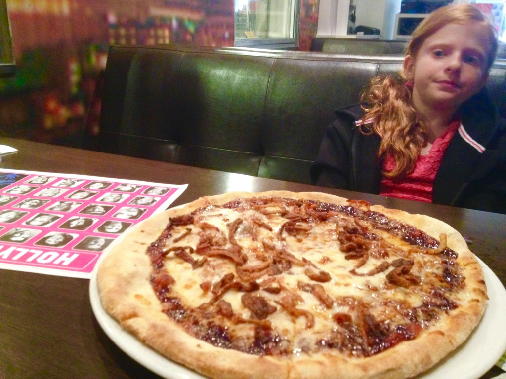 Planet Hollywood Pizza