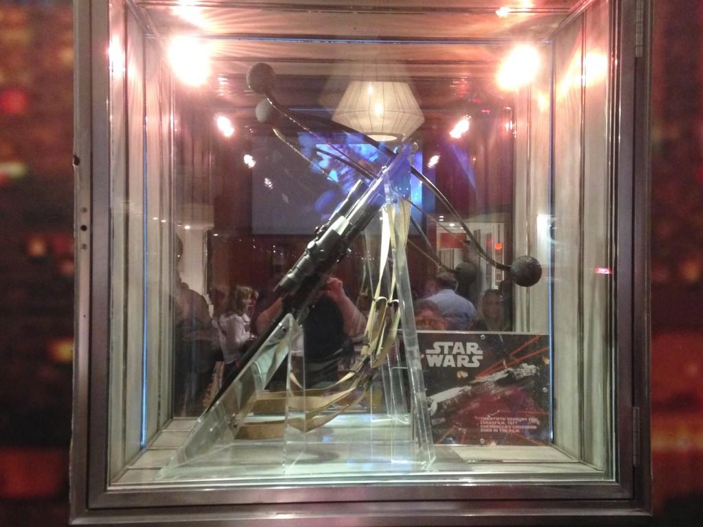 Chewbaccas Crossbow