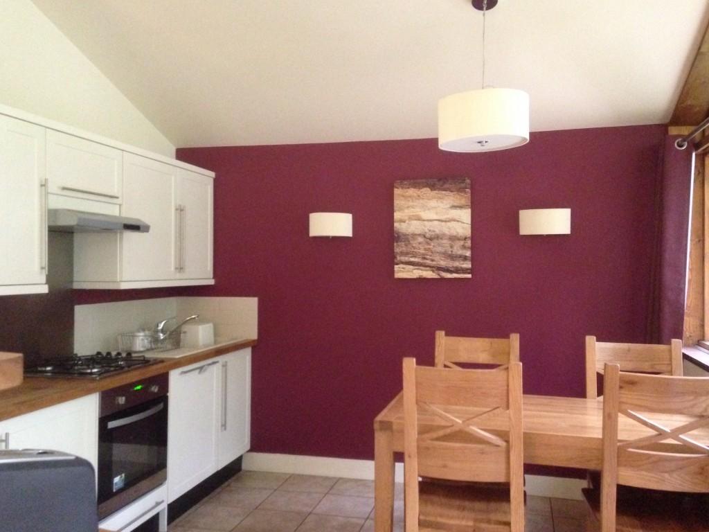 Golden Oak Kitchen