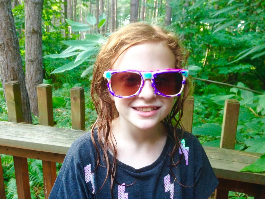 Designing Sunglasses