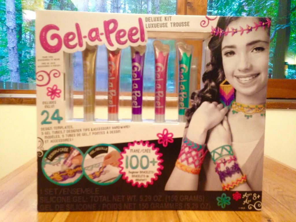 Gel-A-Peel deluxe set