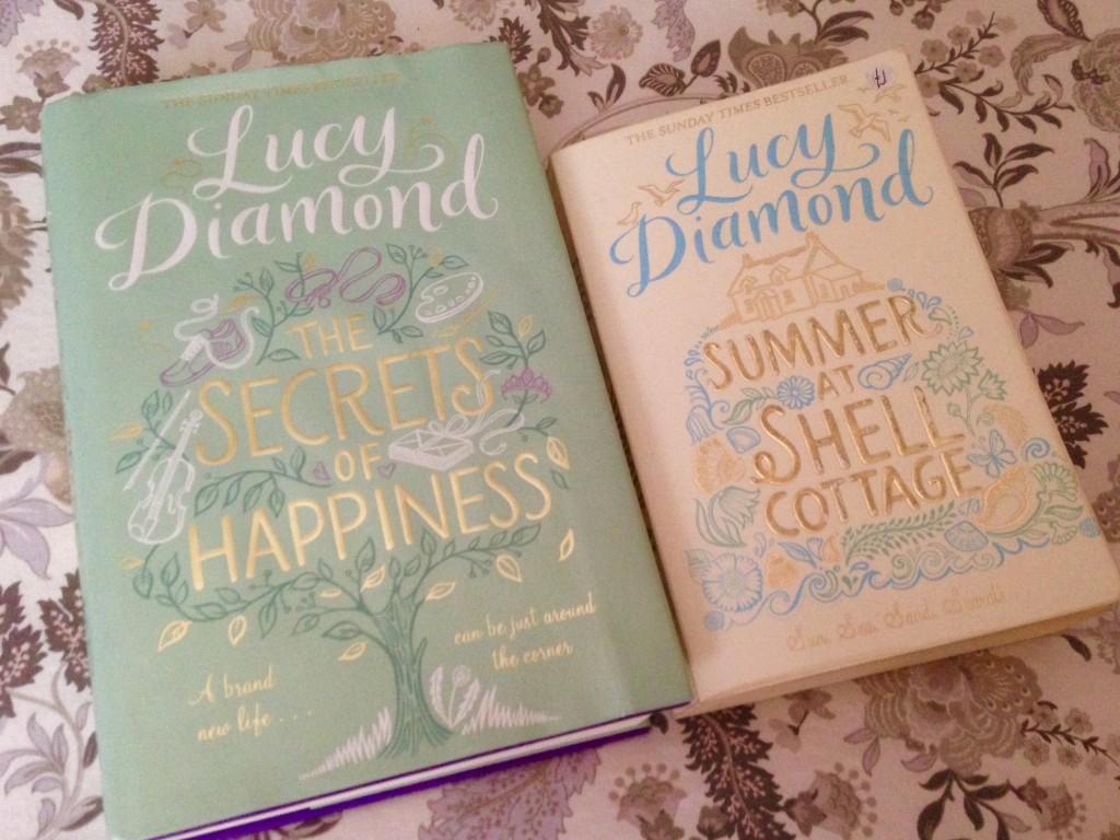 Lucy Diamond Books