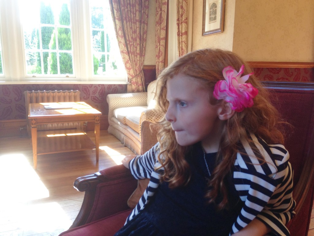 Daughter at Nunsmere Hall