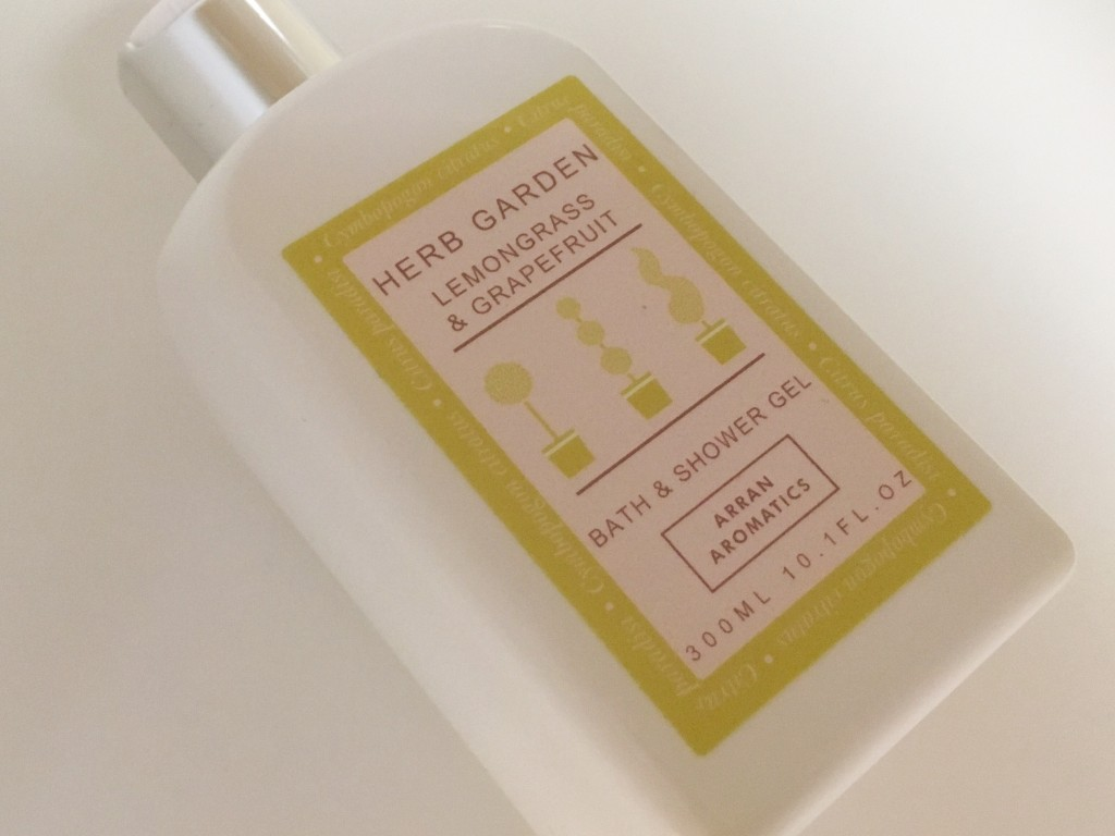 Arran Aromatics - Bath and shower gel