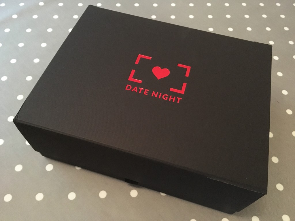Date night subscription box