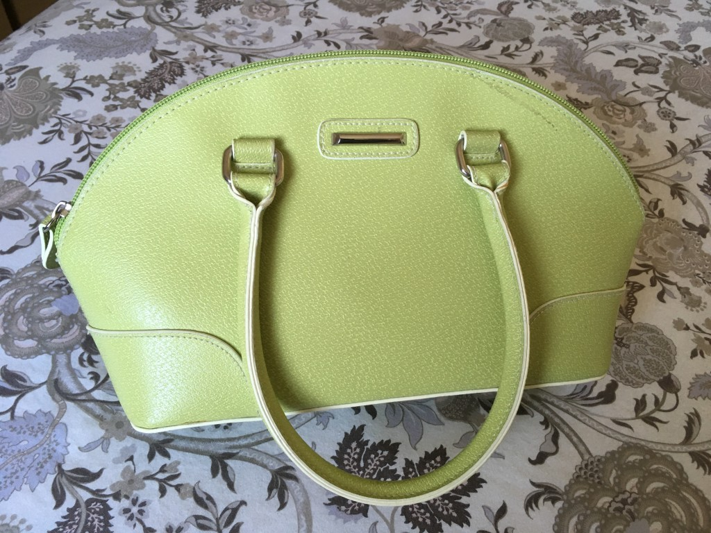 Charity shop handbag