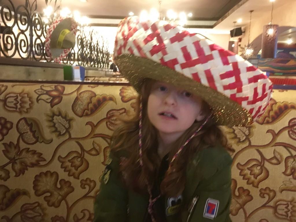 Chiquitos hat