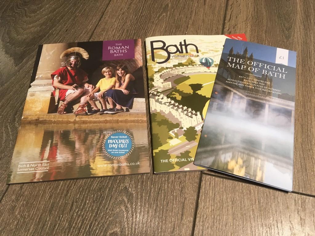 Bath Leaflets