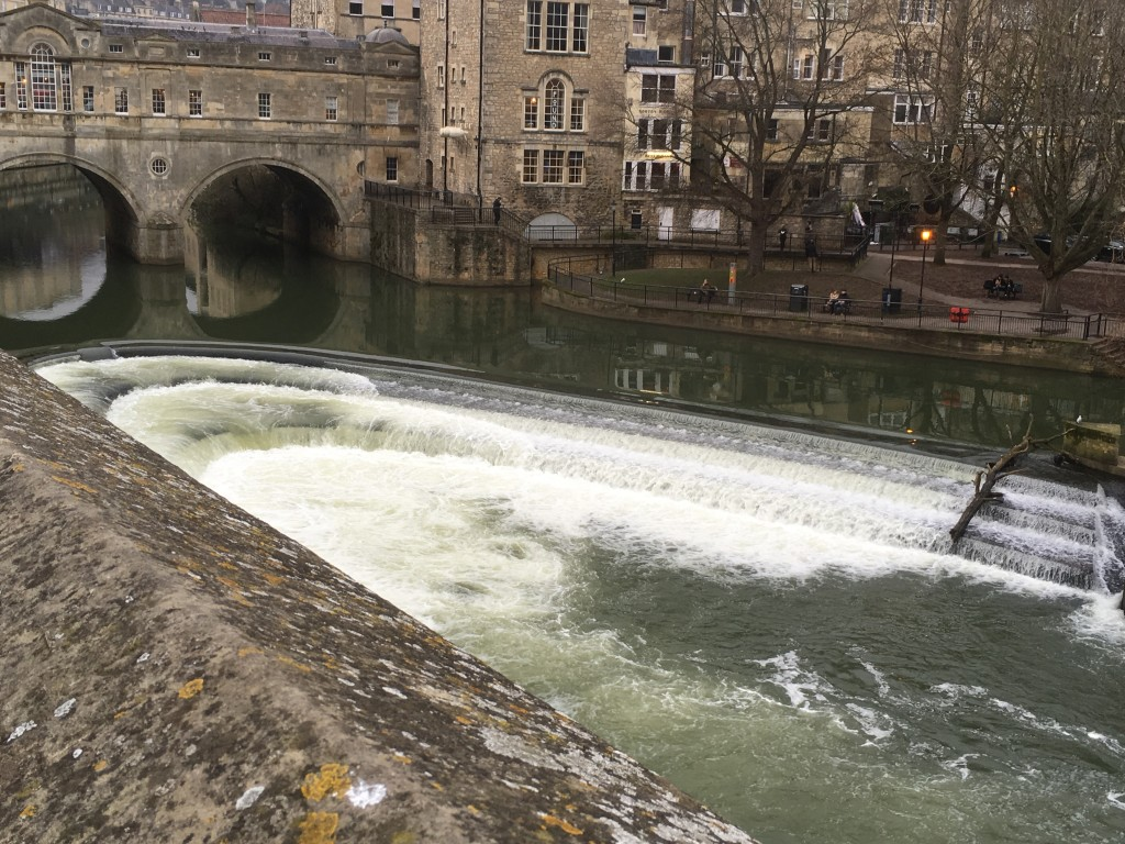 The Weir in Bath