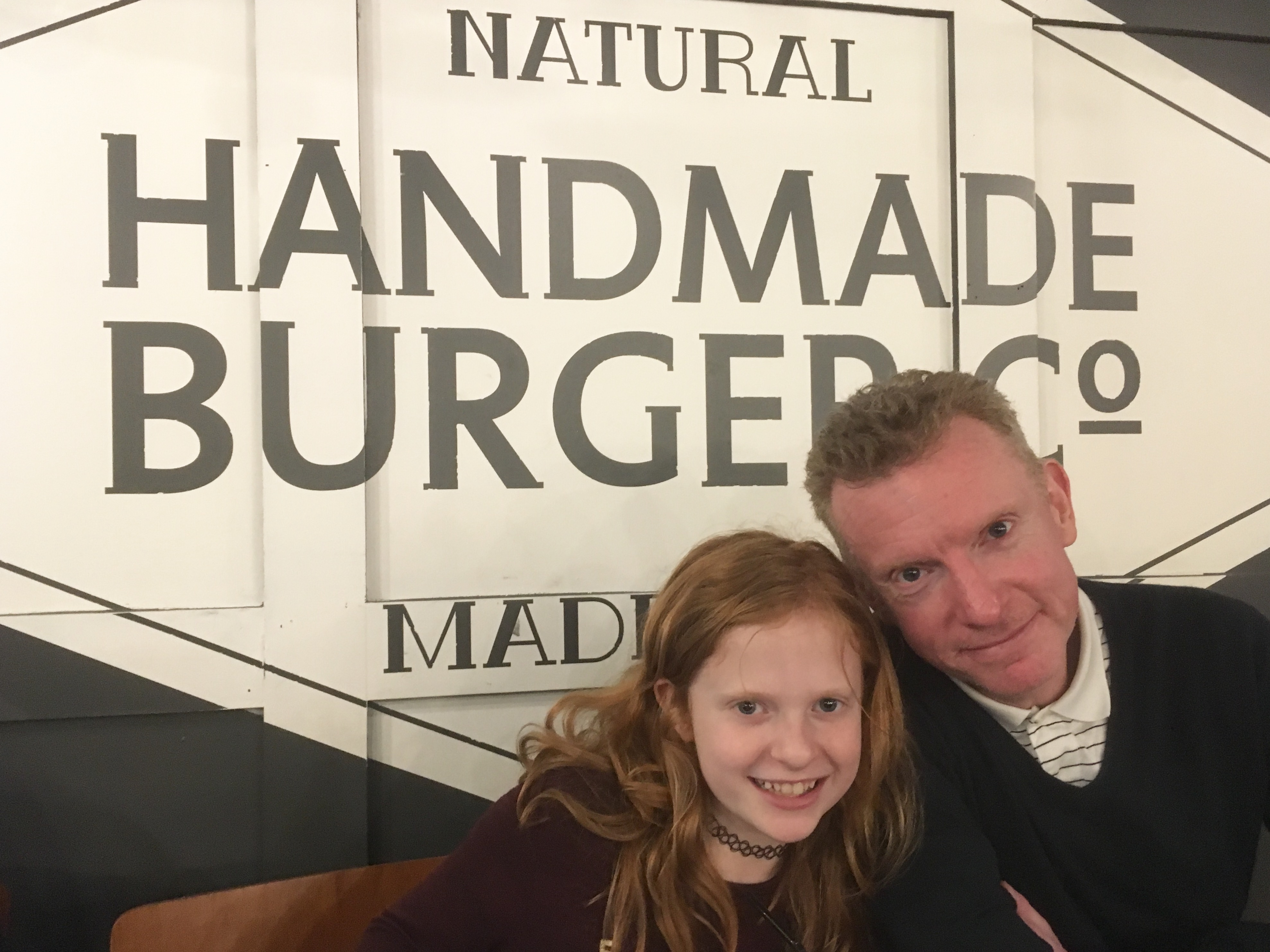 Review - Handmade Burger Co in Bath - The Williams World