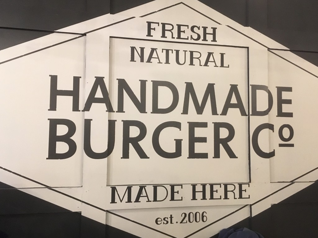 Handmade Burger Co - Bath