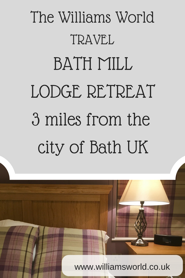 Review of Bath Mill Lodge Retreat