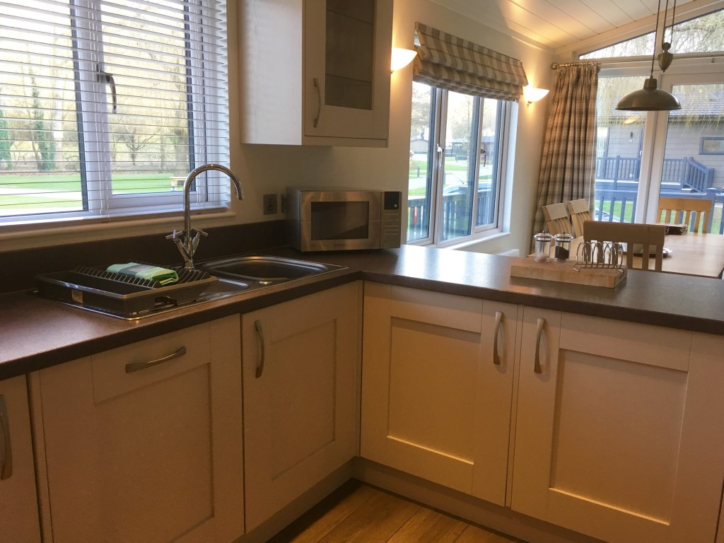 Hartfield Lodge kitchen
