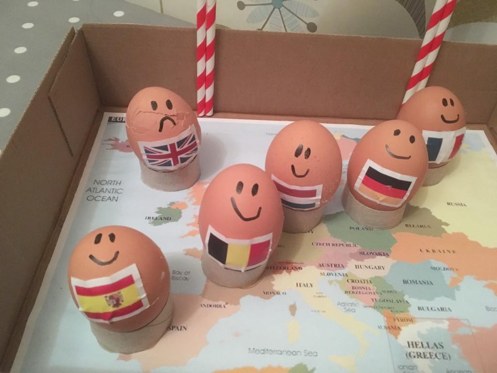 Brexit - Eggxit