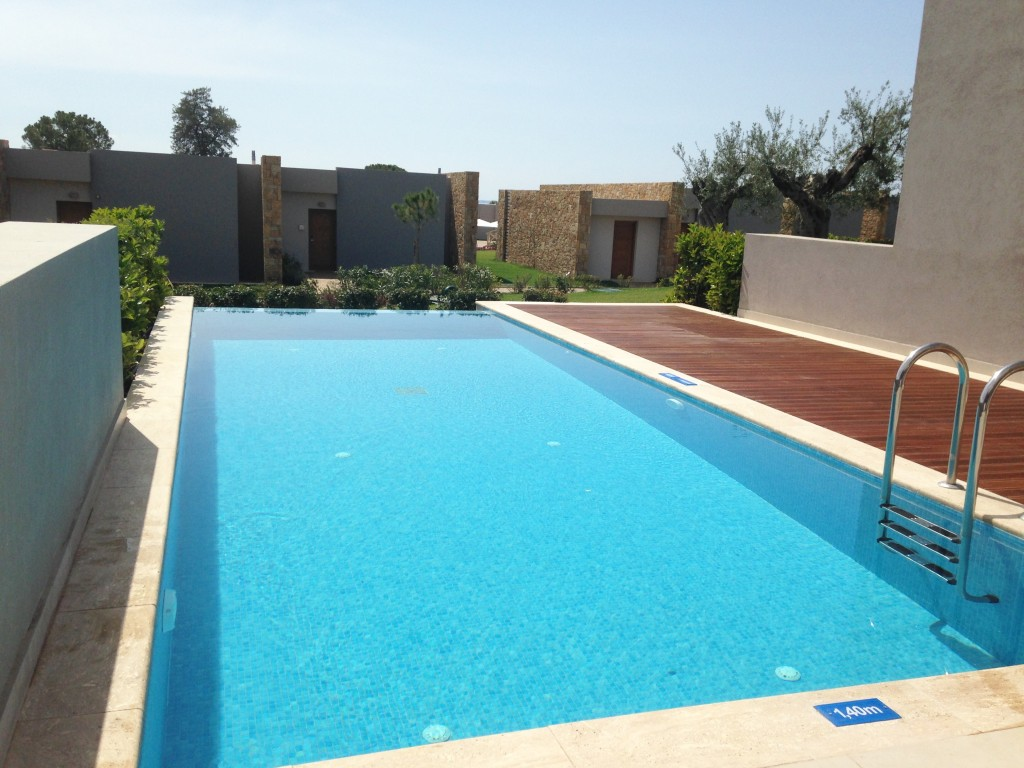Ikos Olivia suite with private pool