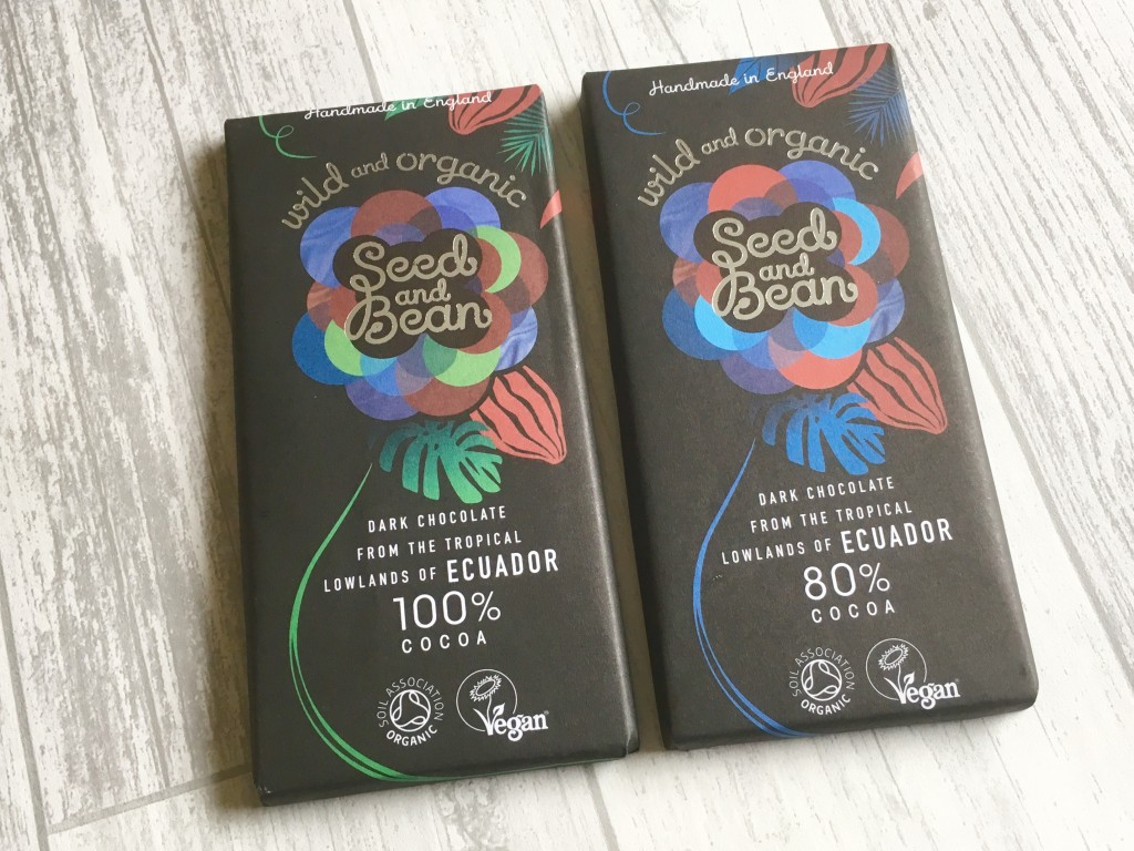 100% Cocoa Seed and Bean Chocolate