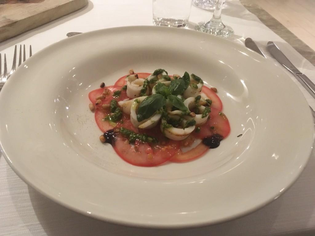 Ikos Olivia Fusco Restaurant