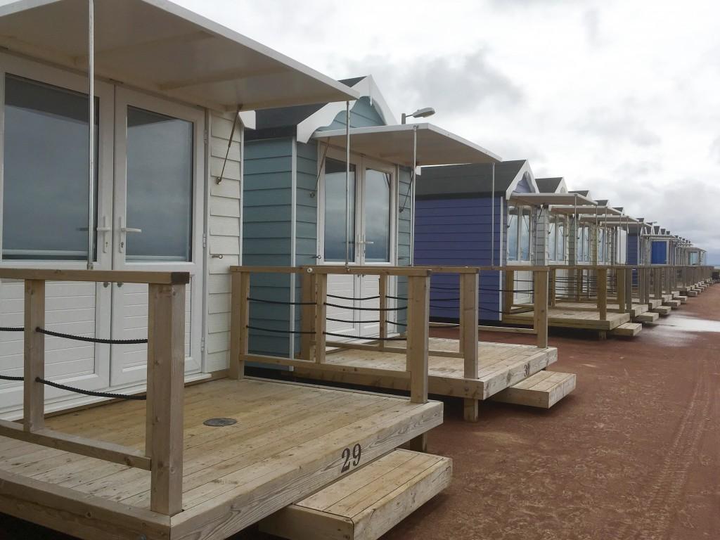 Lytham Beach Huts