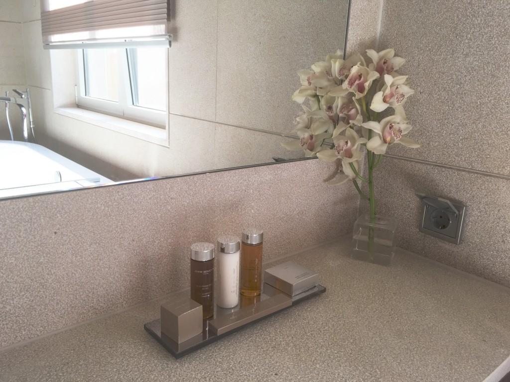 Bathroom at Sani Resort