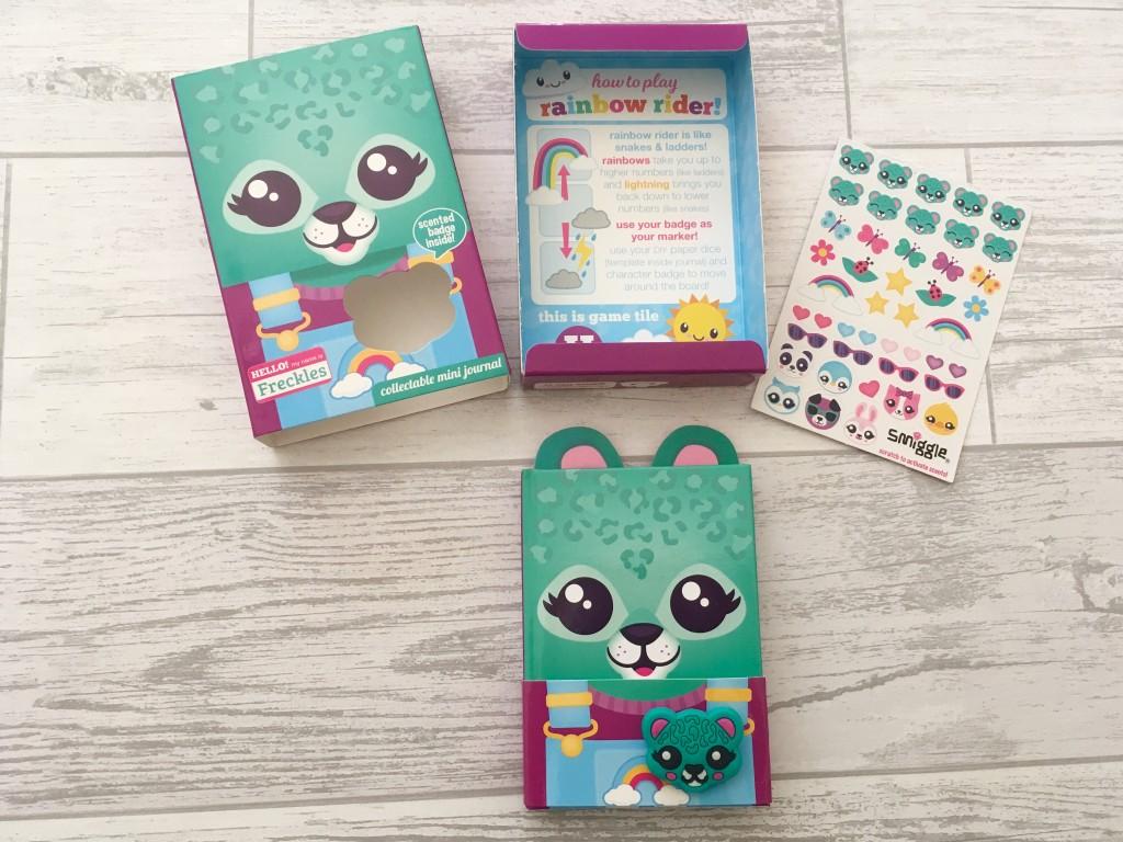 Smiggle - Mini Journals