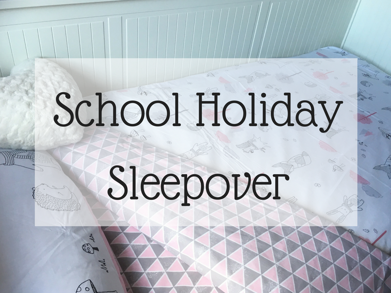 School Holiday Sleepovers
