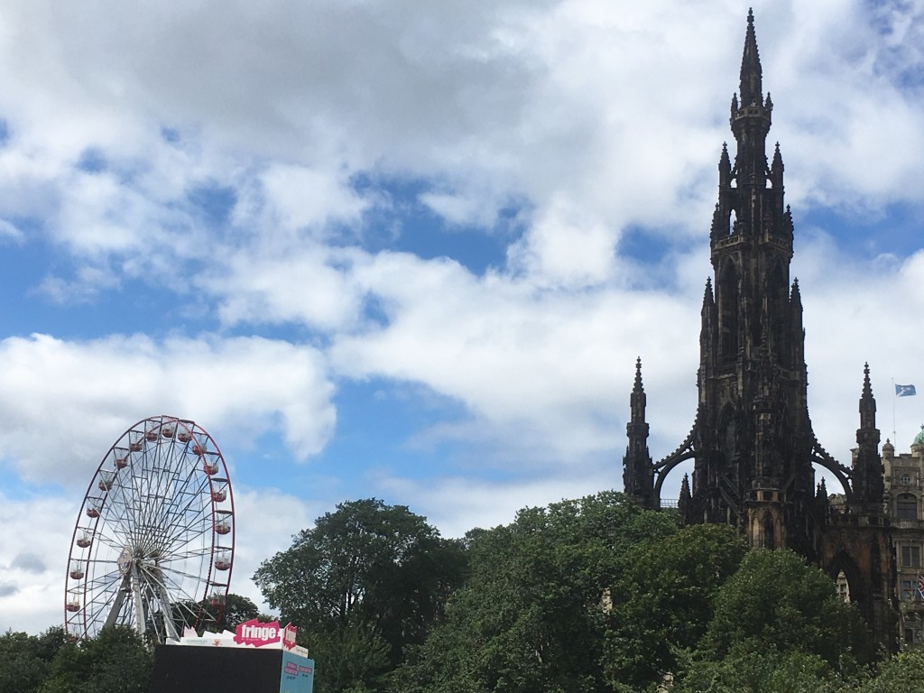 The Scot Monument