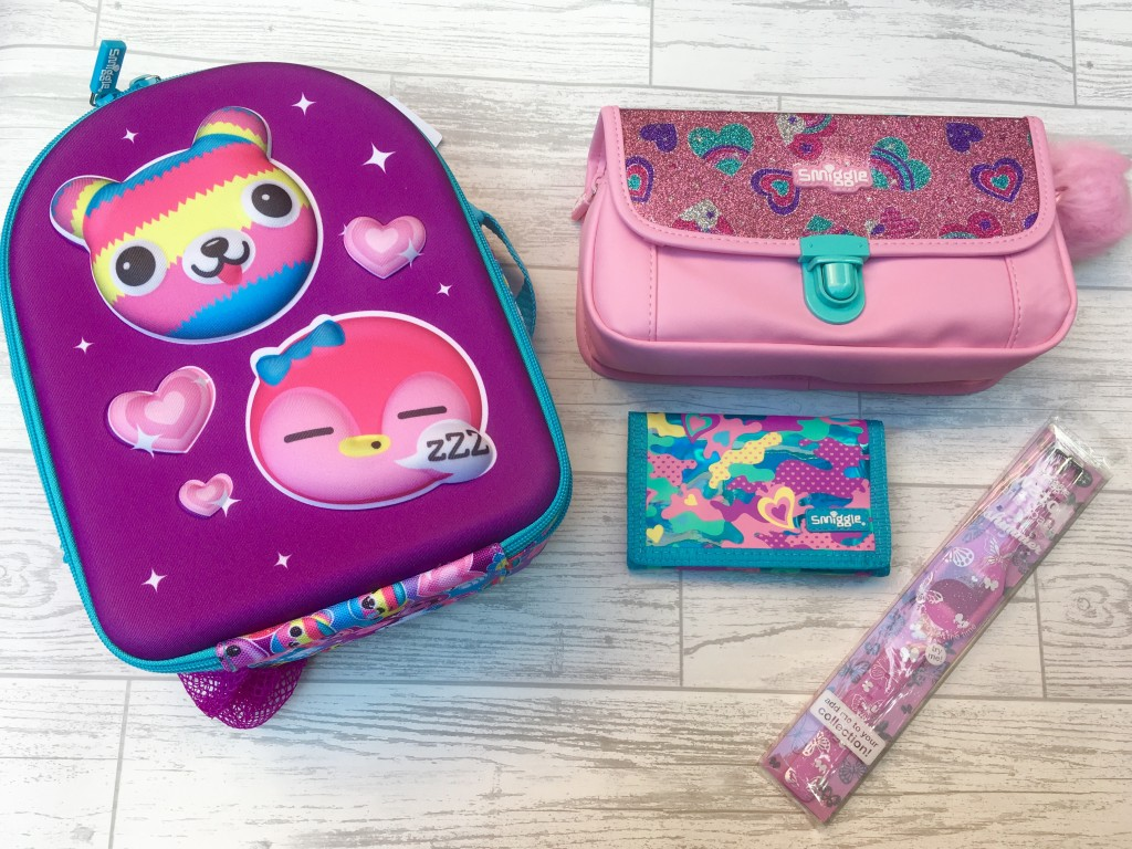 Smiggle Back to School Range
