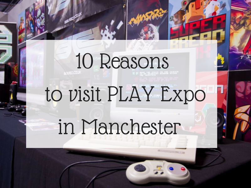 PLAY Expo in Manchester